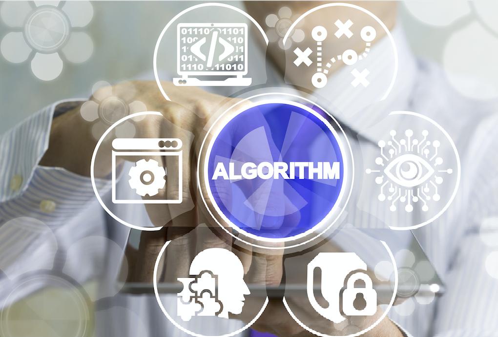 Algorithm visual